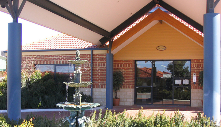 Karri & Tuart Lodge Redeveloped
